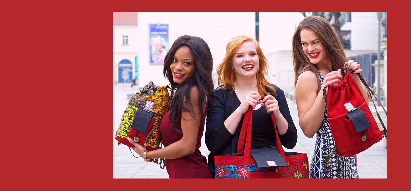 Nachhaltige Mode afrikanisch inspiriert Joadre online store