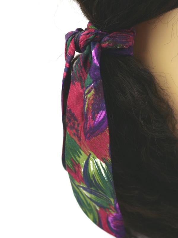 Joadre haargummi afrikanische scrunchie