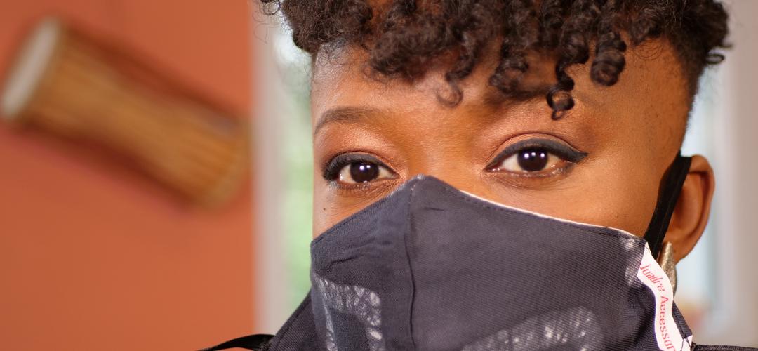 Joadre Nachhaltige Mund-Nase-Maske